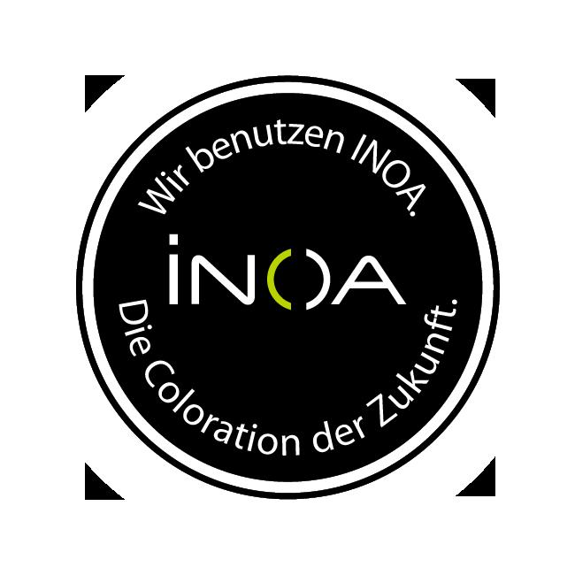 Zerrin & Friseure benutzen INOA Produkte